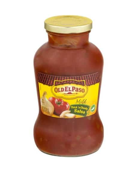 Old El Paso Thick 'n Chunky Salsa