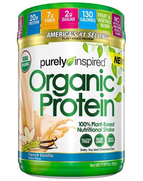 Purely Inspired Organic Vegan Protein Powder