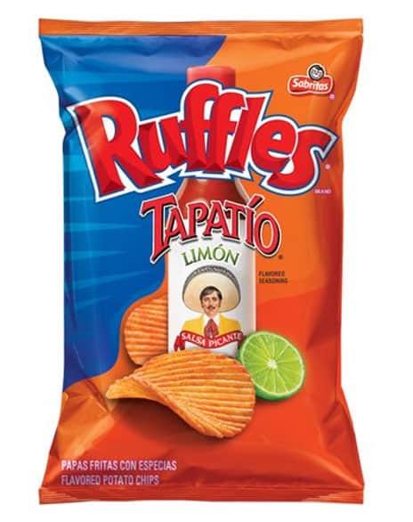 Ruffles Tapatío Limón