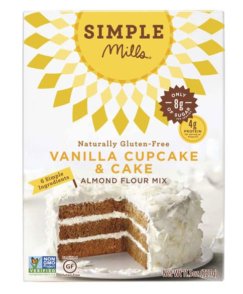 Simple Mills Cake Mix