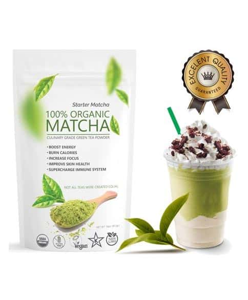 Starter Matcha Pure Matcha Green Tea Powder