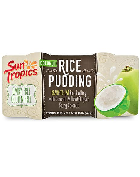 Sun Tropics Coconut Rice Pudding