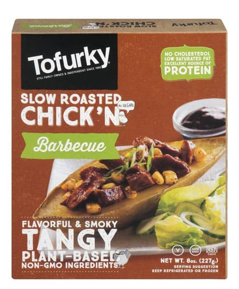 Tofurky Slow Roasted Chick'n Barbecue