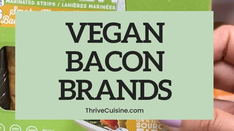 VEGAN BACON BRANDS