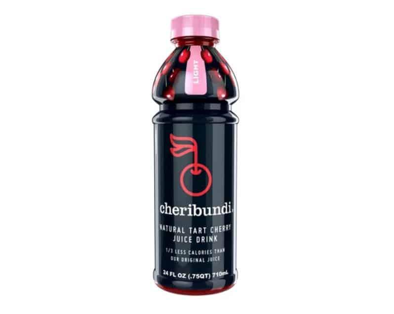 vegan cherry juice