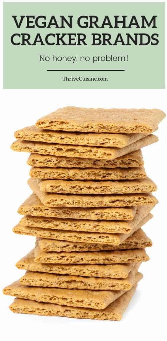 vegan graham cracker brands