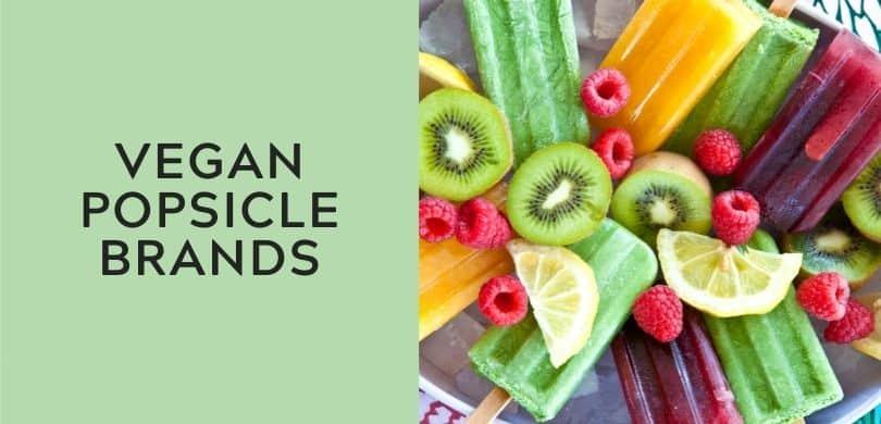 vegan popsicle brands