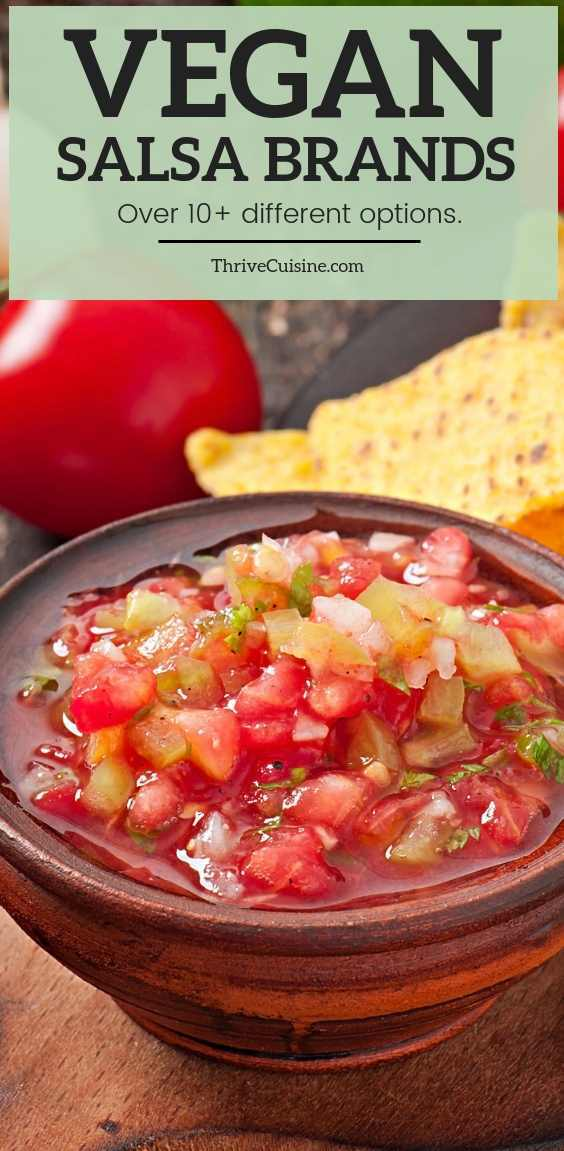 vegan salsa brands