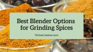 best blender for grinding spices