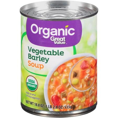 great value organic vegetable barley