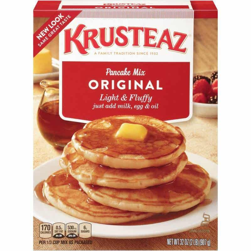 https://www.walmart.com/ip/Krusteaz-Original-Pancake-Mix-32-Ounce-Box/10307485
