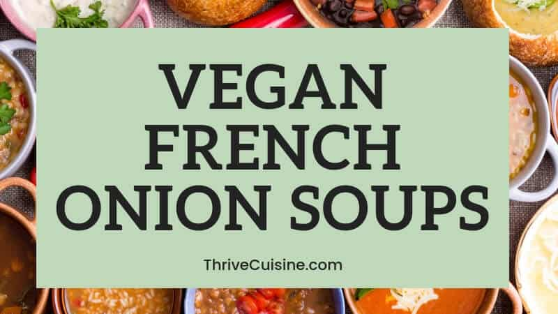 vegan french onion soup mix