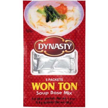 vegan wonton soup mix