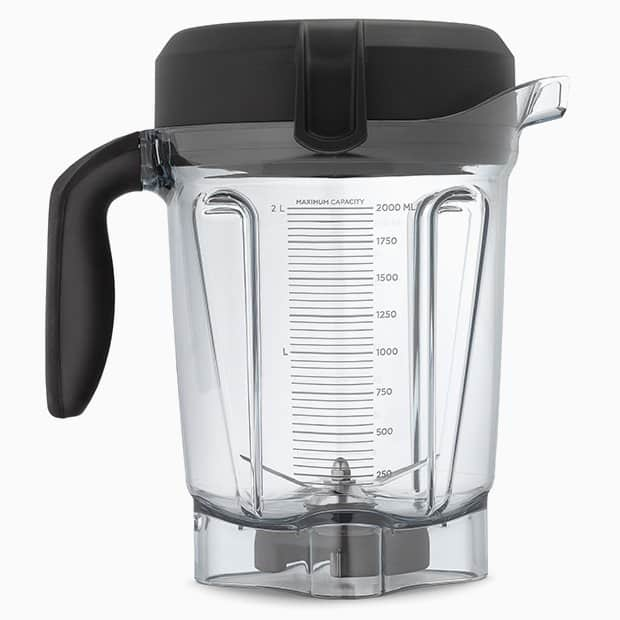 vitamix low profile jar