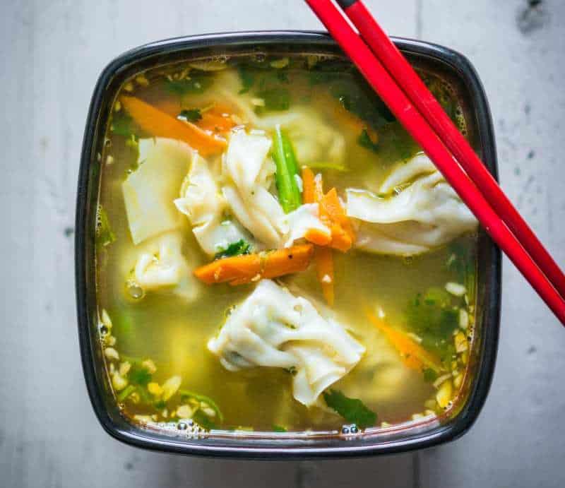 wonton soup picture
