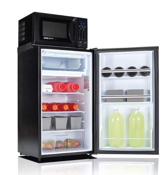 6 College Mini Fridge And Microwave Combo Options To Buy