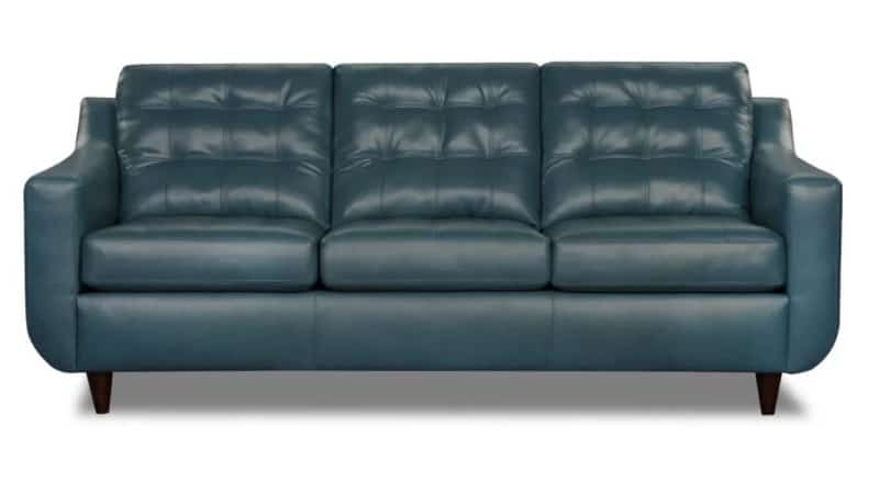 Incredible 8 Faux Leather Sofa Bed Options To Accommodate Guests 2019 Machost Co Dining Chair Design Ideas Machostcouk