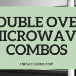 DOUBLE OVEN MICROWAVE COMBO