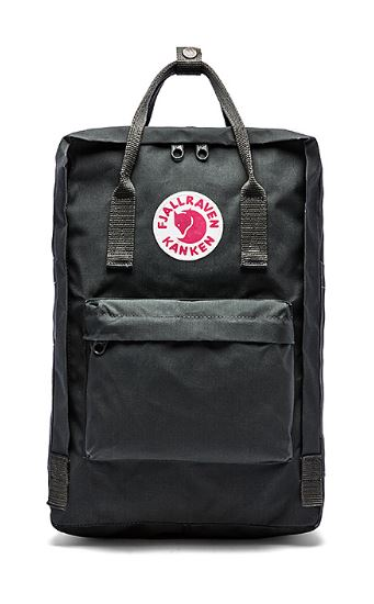 FOREST GREEN KANKEN 15 LAPTOP PACK BY FJALLRAVEN