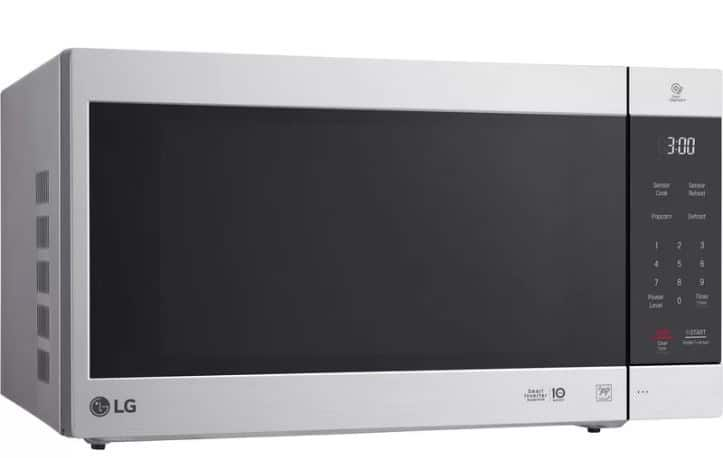 LG NEOCHEF 2.0 CU. FT. COUNTERTOP MICROWAVE