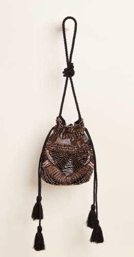 MALOU BEADED PARTY BAG BY CLEOBELLA
