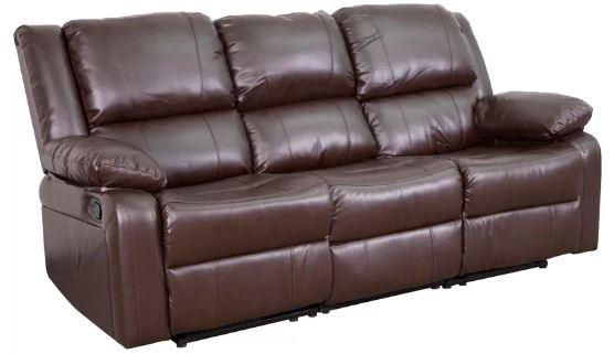 RED BARREL STUDIO HARBEN RECLINING SOFA