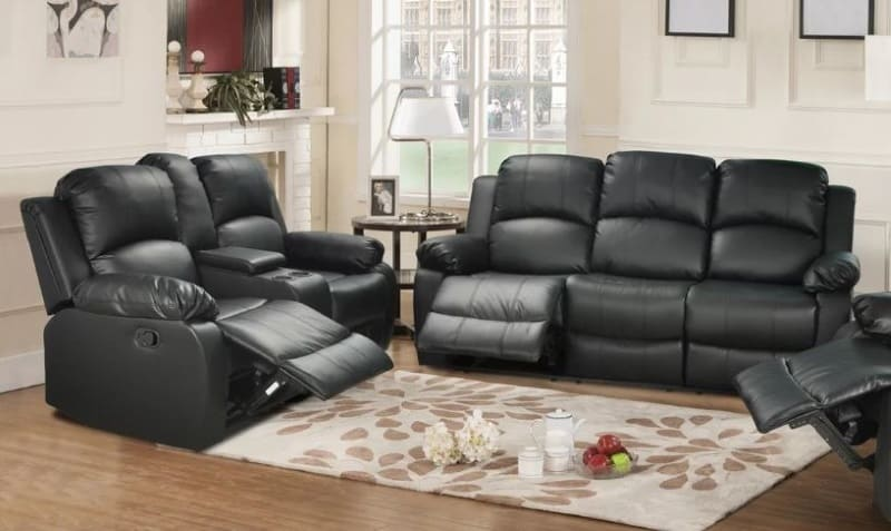 RED BARREL STUDIO MAYDAY RECLINING TWO PIECE LIVING ROOM SET