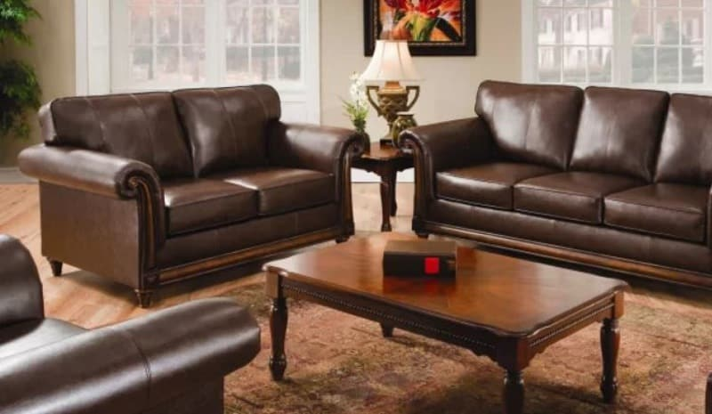 THREE POSTS SIMMONS UPHOLSTERY DUWAYNE SLEEPER SOFA