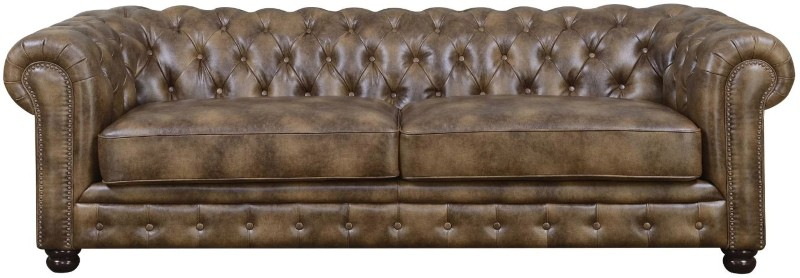 TRENT AUSTIN DESIGN CAINE CHESTERFIELD SOFA