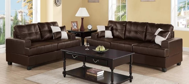 TRENT AUSTIN DESIGN WAMSUTTER LIVING ROOM SET
