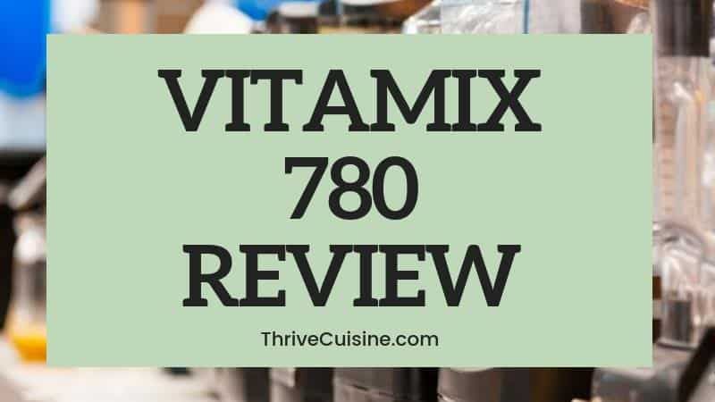 VITAMIX 780 REVIEW