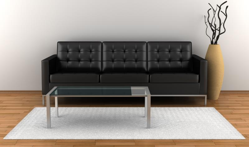 Fabulous 8 Black Faux Leather Couch Options To Upgrade Any Room 2019 Theyellowbook Wood Chair Design Ideas Theyellowbookinfo