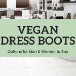 vegan dress boots