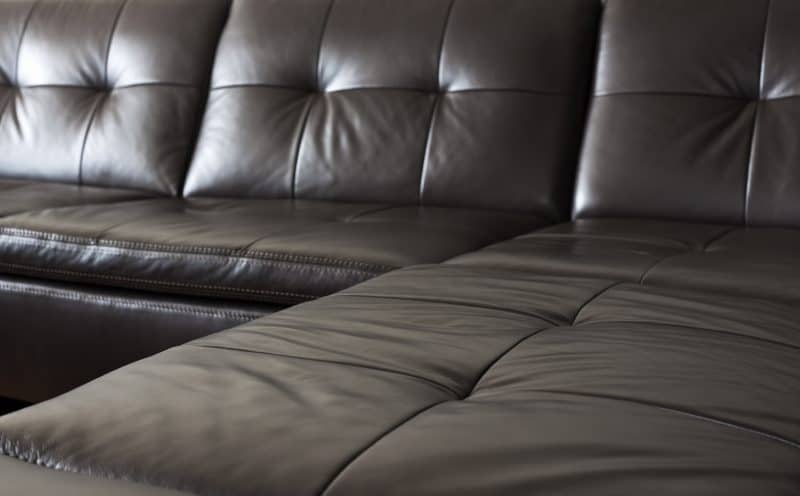 8 Vegan Leather Sectional Sofa Options To Buy 2020