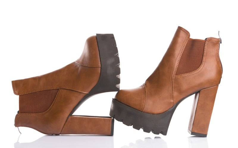 get online innovative design innovative design 7 Trendy & Stylish Vegan Platform Boots You'll Love to Wear | 2020