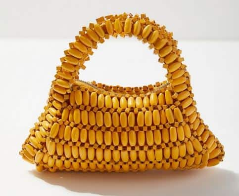 BETHANY BEADED HANDLE BAG FROM URBAN OUTFITTERS