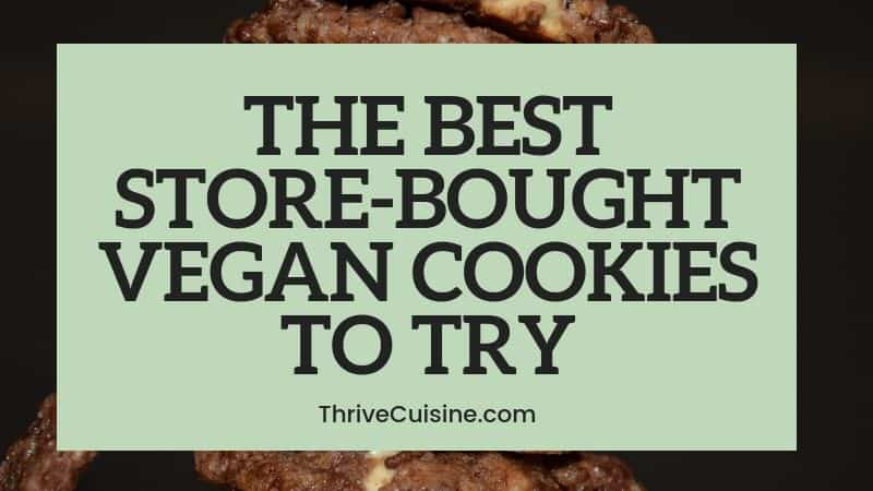 Best Store Bought Vegan Cookies
