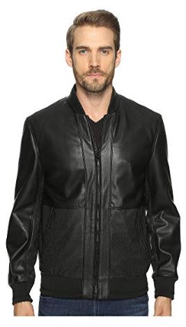 EDISON BOMBER JACKET FROM MARC NEW YORK BY ANDREW MARC