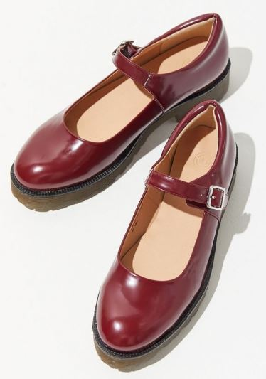 GRETA FAUX LEATHER MARY JANE OXFORDS FROM URBAN OUTFITTERS