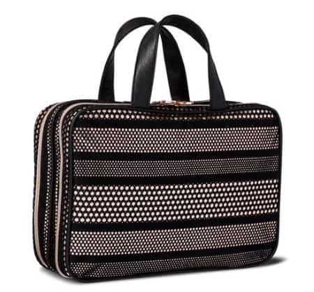 LACY MESH WEEKENDER COSMETIC CASE BY SONIA KASHUK