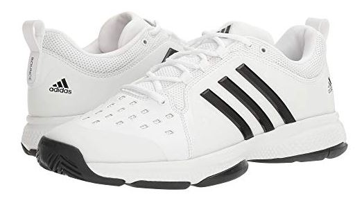MENS BARRICADE CLASSIC BOUNCE TENNIS SHOES FROM ADIDAS
