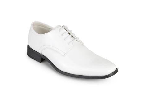 MENS COLE FAUX LEATHER OXFORDS BY VANCE CO.