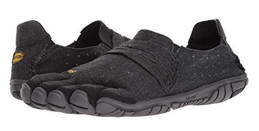 MENS CVT-HEMP ACTIVE SHOES BY VIBRAM FIVEFINGERS - vegan shoes hemp material