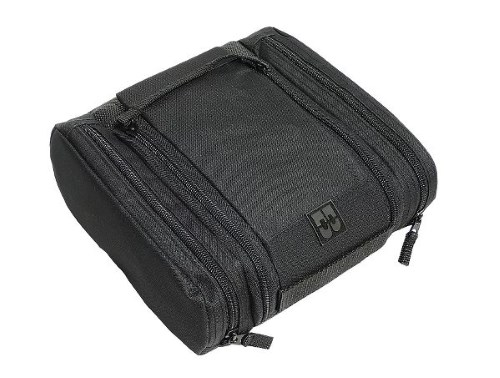 MENS DOUBLE ZIP TRAVEL KIT BY BUXTON