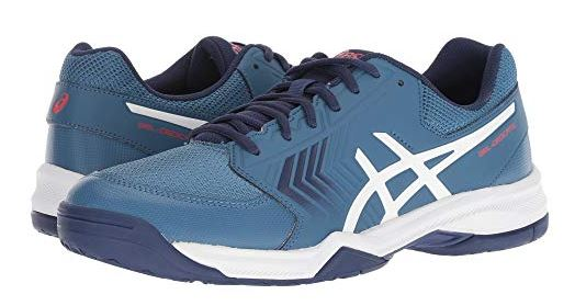 MENS GEL-DEDICATE 5 TENNIS SHOES BY ASICS