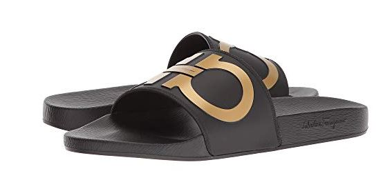 MENS GROOVE 2 SANDALS FROM SALVATORE FERRAGAMO