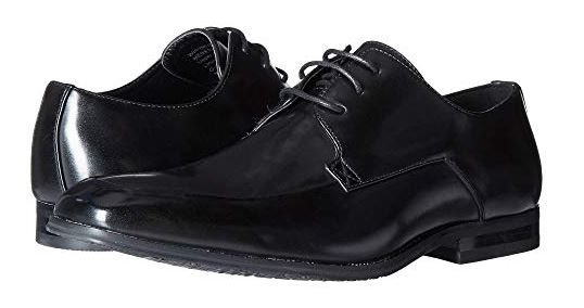 MENS WIN-NER TAKES ALL MOC TOE OXFORDS BY KENNETH COLE UNLISTED