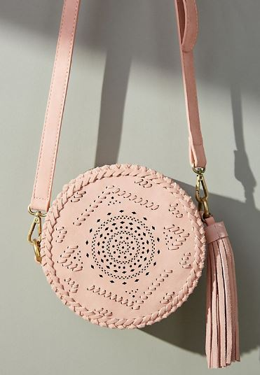 SEDONA CIRCLE CROSSBODY BAG FROM ANTHROPOLOGIE