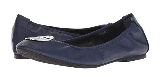 SYDNEY II FAUX LEATHER BALLET FLATS FROM RIALTO