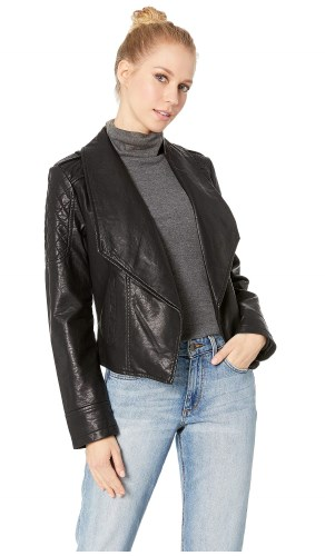 TAKE THE 101 DRAPE COLLAR JACKET FROM JACK BY BB DAKOTA